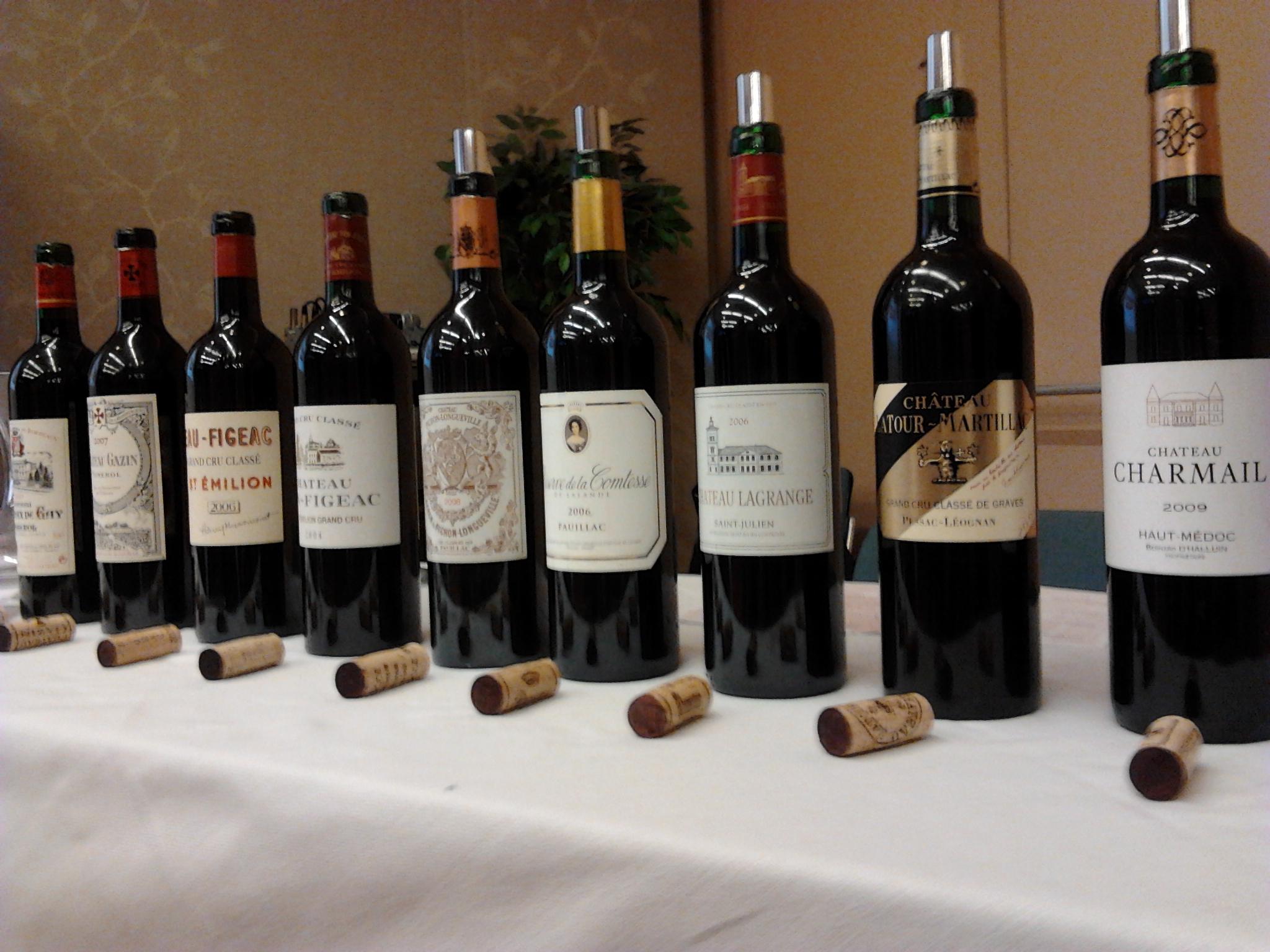 degustazione 8 vini