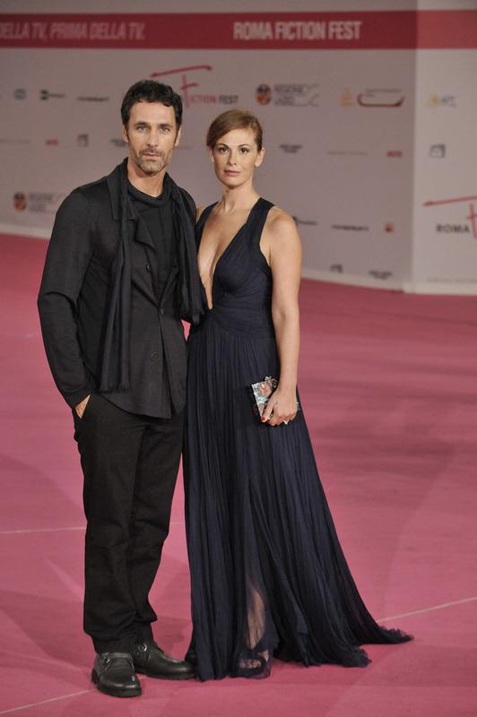 Raoul Bova e Vanessa Incontrada