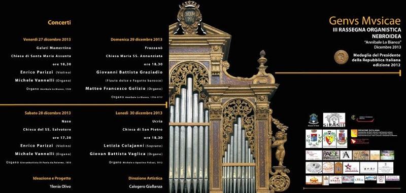 Rassegna organistica nebroidea – BANNER