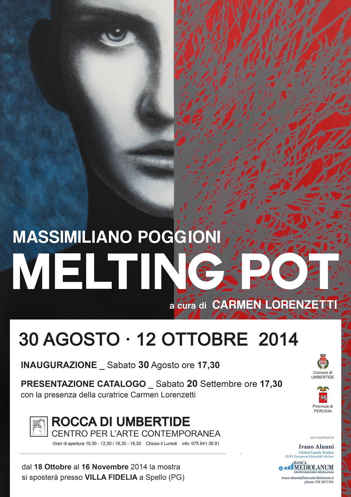 locandina massimiliano Poggioni