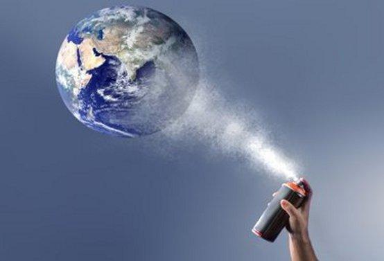 Gas effetto serra