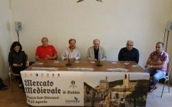 Conferenza presentazione Mercato Medievale di Gubbio
