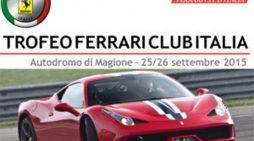 Tornano le Ferrari all'Autodromo dell'Umbria