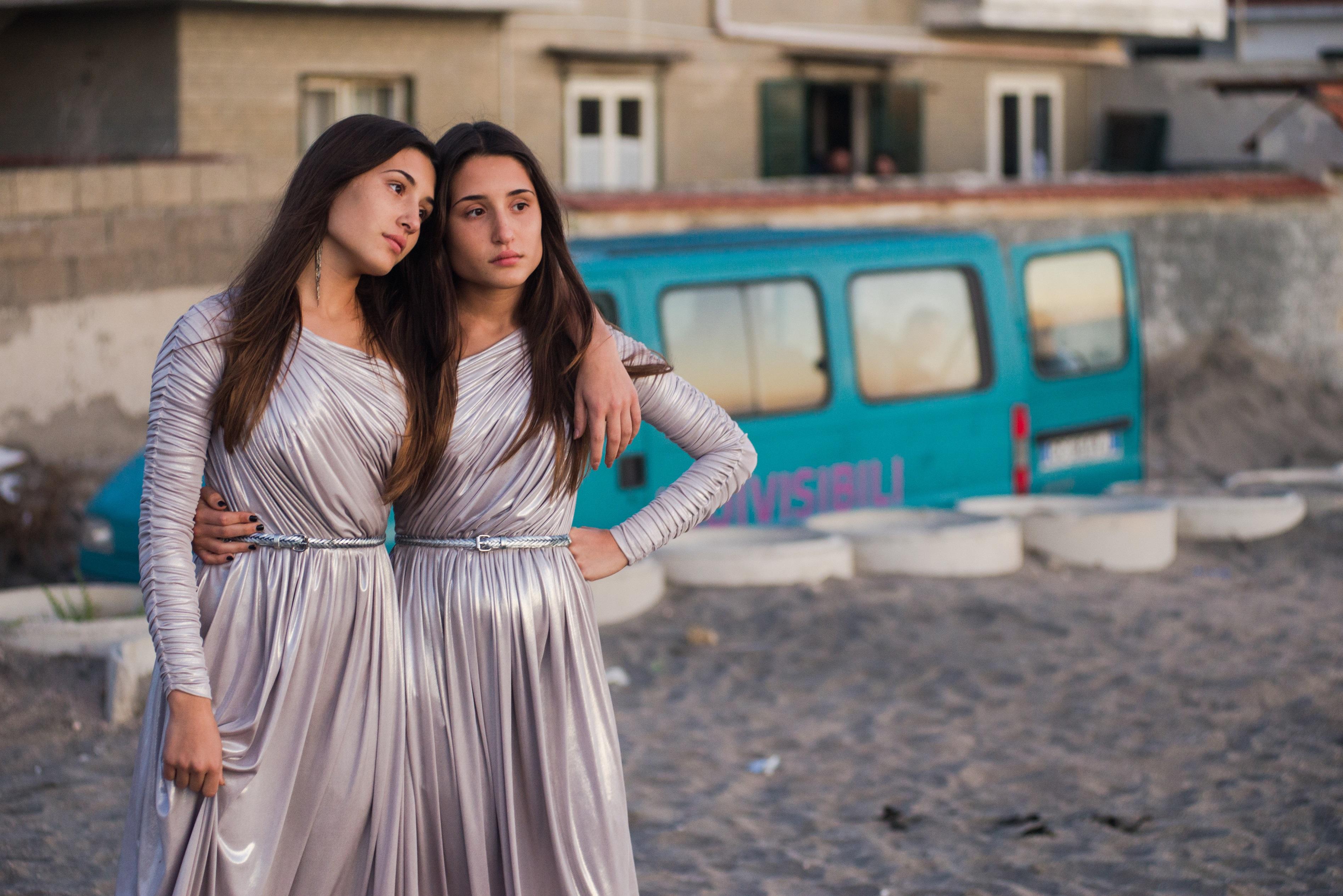 Angela e Marianna Fontana