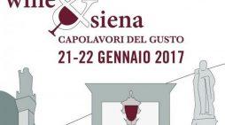 A Siena l'Italia migliore è nel bicchiere!