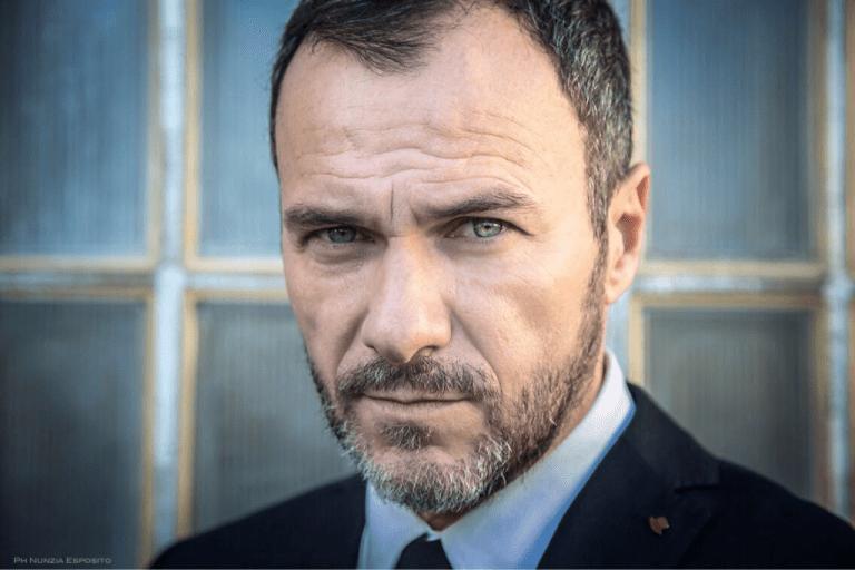 L'attore_Massimiliano_Gallo_testimonial_dell'evento