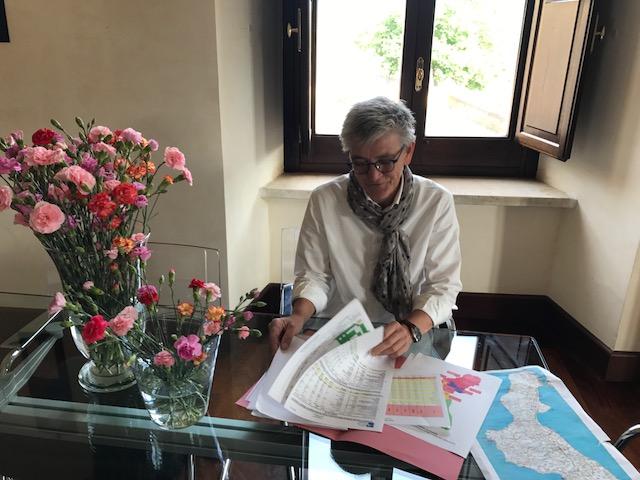 Angela Acordon – Direttore Polo Museale della Calabria