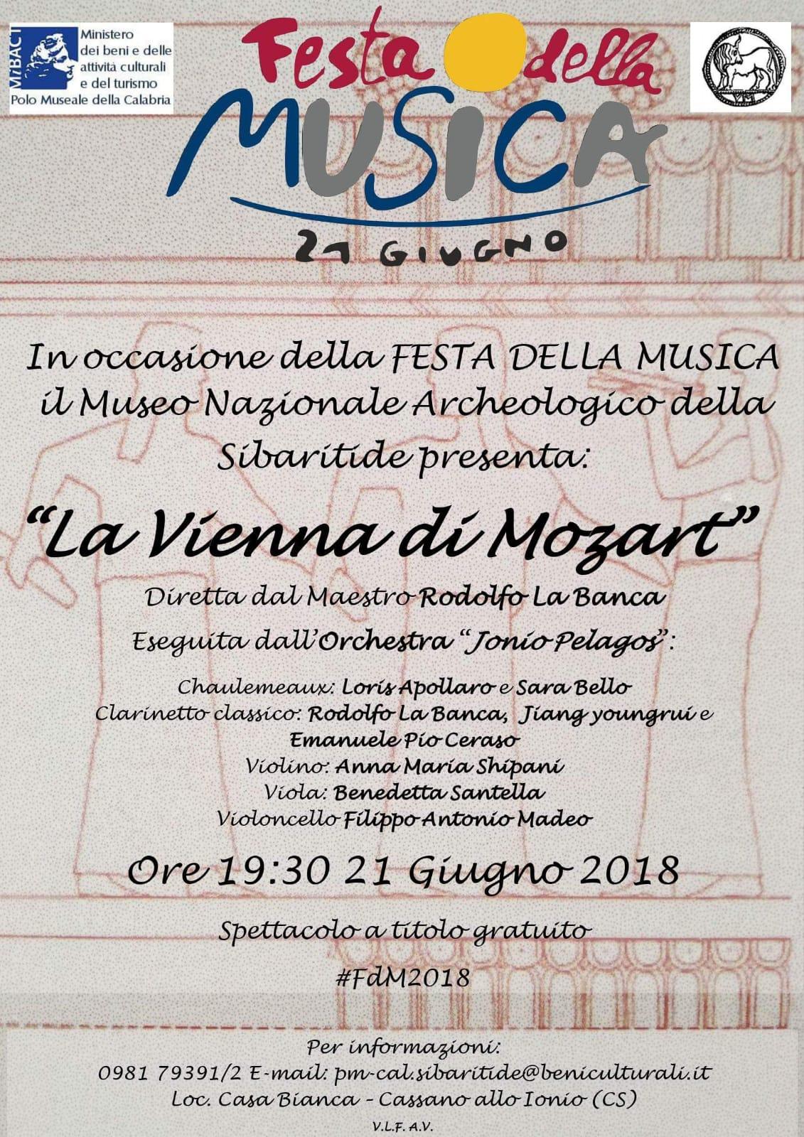 La Vienna di Mozart