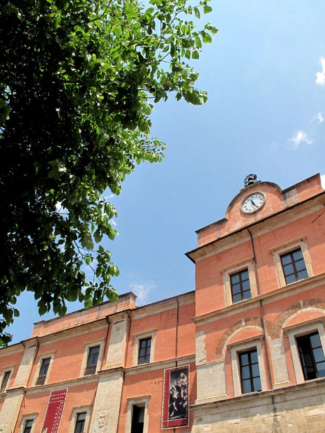 Cosenza – Palazzo Arnone