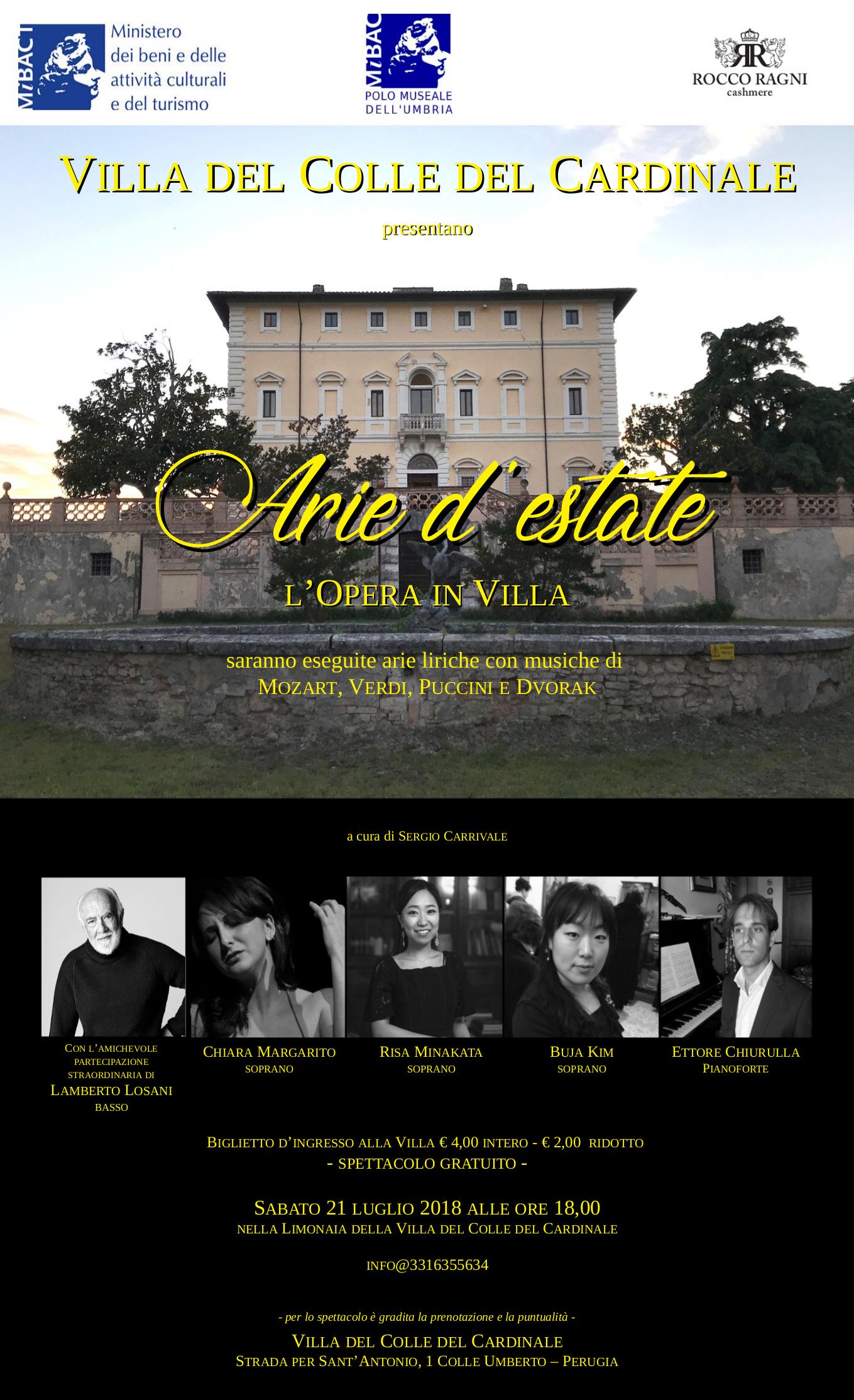 L'Opera in Villa