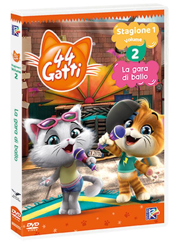 """44 Gatti"""
