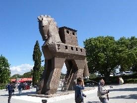 Troia, Monte Ida e Antandros (Turchia)