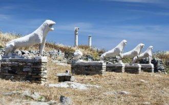 Delos, Patria del Dio Apollo e della Luce
