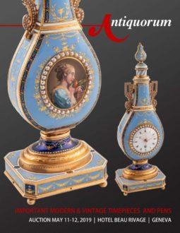 Important Modern & Vintage Timepieces-locandina