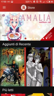 I manga sbarcano su eMooks