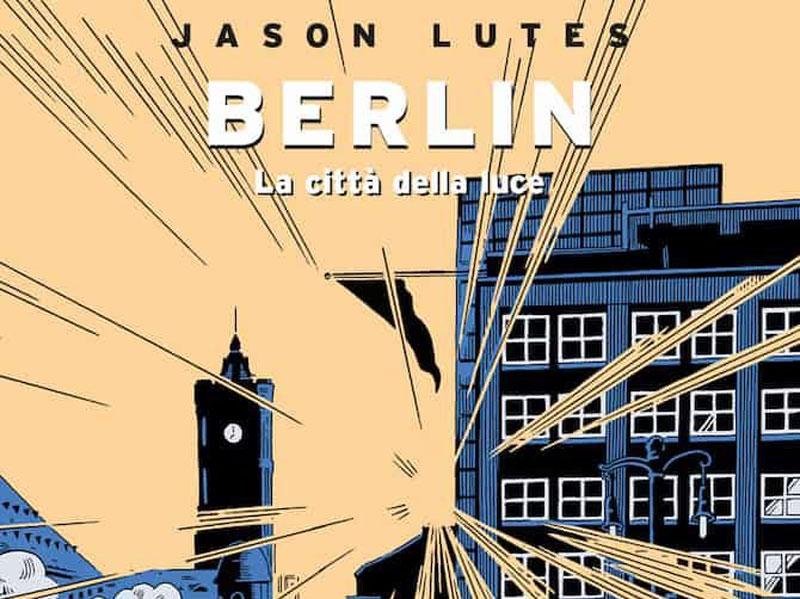 Jason-Lutes-presenta-la-trilogia-a-fumetti-Berlin-copertina