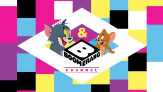 Tom & Jerry Channel-logo