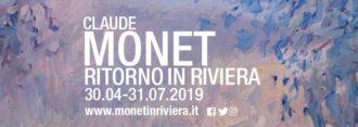 Monet Ritorno in Riviera