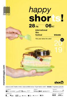 """Nuove Impronte"" di ShorTS International Film Festival-locandina"