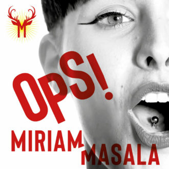 Miriam Masala presenta OPS!-copertina