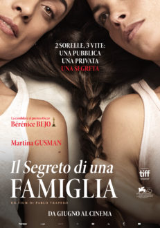 Il segreto di una famiglia (La Quietud)-locandina