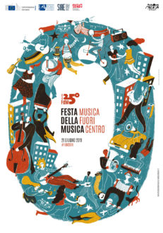 Locandina - Festa della musica 2019