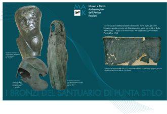 I bronzi del Santuario di Punta Stilo