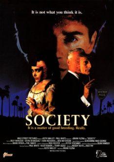 Society The Horror