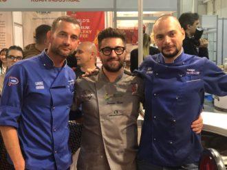 Giacomo Garau Masterclass Cracovia Pizza Contemporanea