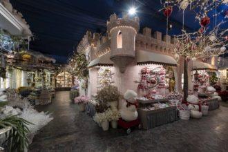 Villaggio di Natale flover-in
