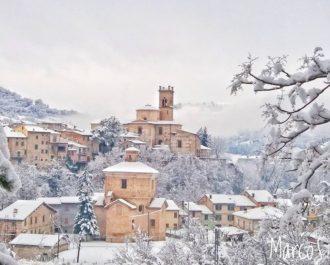 Pergola neve 2018