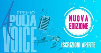Premio Apulia Voice-in