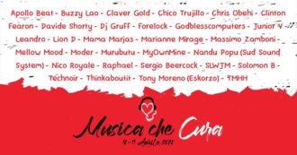 Musica che cura Streaming Festival 2020