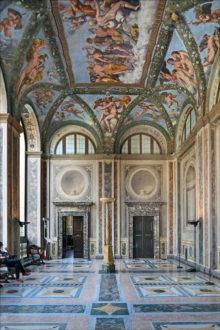 Loggia di Villa Farnesina-in
