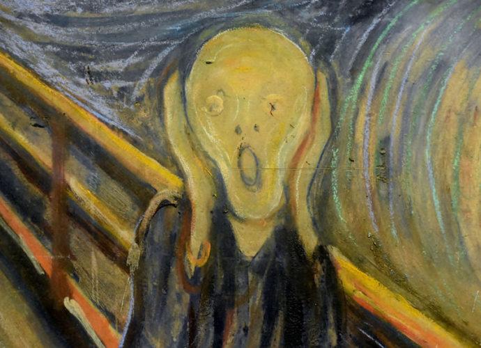 L'Urlo di Munch