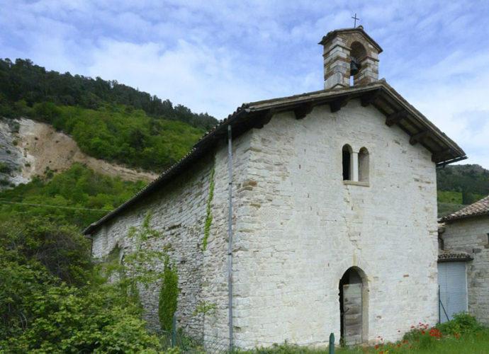 I luoghi del cuore - Chiesa di San Felicissimo - Gubbio