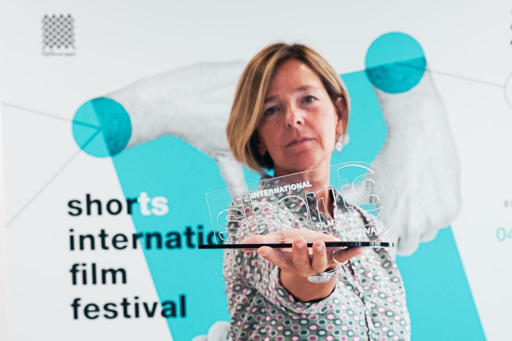 La Direttrice di ShorTS - Chiara Valenti Omero