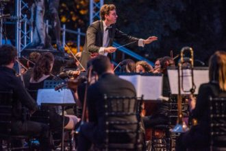 New Gen 19 Maestro Maximilian Fane and the New Generation Festival Symphony Orchestra (NGFSO) - preview