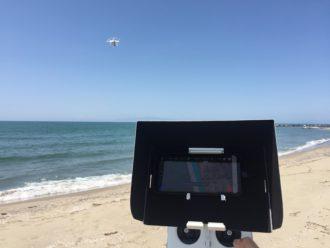 Pilotaggio drone - gli strumenti per il pilotaggio del drone